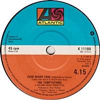 Bare Back/ Every Ready Love (atlantic 45s)