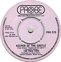 Keeper Of The Castle/ Jubilee With Soul