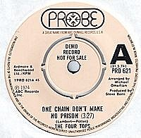 One Chain Don'T Make No Prison/ Turn On The Light Of Your Love