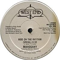 Ride On The Rhythm