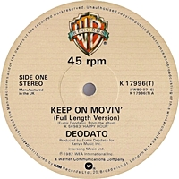 Keep In Movin' / Whistle Bump