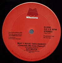 May I Have This Dance / I'M Your Jeanie