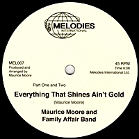 Everything That Shines Ain'T Gold