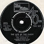 The Life Of The Party/ Whatever You Got I Want (tamla 7s)