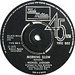 Morning Glow/ My Girl (tamla 7s)