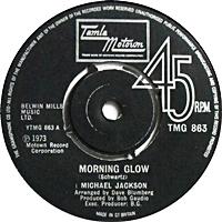 Morning Glow/ My Girl (tamla 7s)