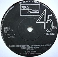 Doobedood'Ndoobe, Doobedood'Ndoobe, Doobedood'Ndoo/ Keep An Eye (tamla 7s)