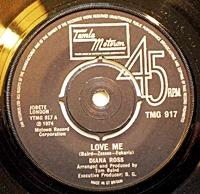 Love Me/ Save The Children (tamla 7s)