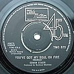 You'Ve Got My Soul On Fire/ Love (tamla 7s)