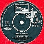 Happy People/ (Instrumental) (tamla 7s)