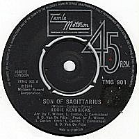 Son Of Sagittarius/  Can'T Help What  I  Am (tamla 7s)