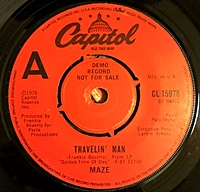 Travelin' Man/ Golden Time Of Day