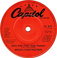 Give And Take/ (Dub Version)