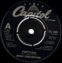 Partyline/ Never Had A Girl