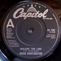 Walkin' The Line/ Forever Love