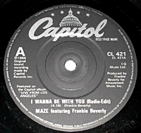 I Wanna Be With You/ (Instrumental)