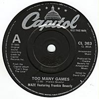 Too Many Games/ Twilight