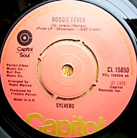 Boogie Fever/ Free Style