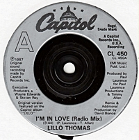 I'M In Love (Radio Mix)/ (Short Luv Dub)