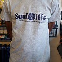 Soul 45 Life T-Shirt Grey - S