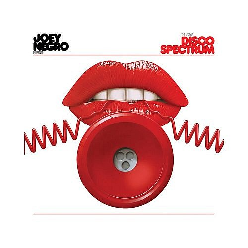 Joey Negro And Sean P Disco Spectrum