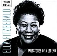 Milestones Of A Legend (16 Albums On 10 Cd'S)