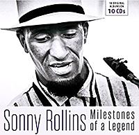 Milestones Of A Legend (18 Albums On 10 Cd'S)