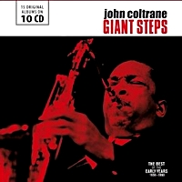 Giant Steps - Milestones Of A Legend (15 Albums On 10 Cd'S)