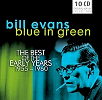 Blue In Green Milestones Of A Legend (11 Albums On 10 Cd'S)
