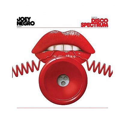 Joey Negro And Sean P Disco Spectrum