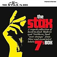 Stax Vinyl 7'S Box