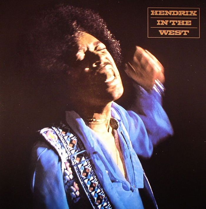 Image result for hendrix in the west