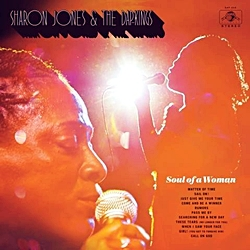 Soul Of A Woman (Black Vinyl)