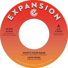 What'S Your Name/Inside Your Love
