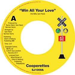 Win All Your Love/Win All Your Love