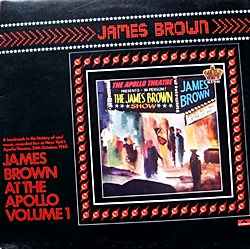 James Brown At The Apollo Volume 1