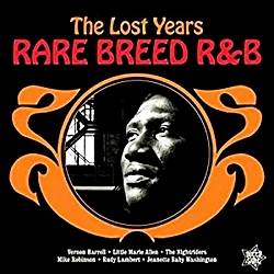 The Lost Years - Rare Breed R&B