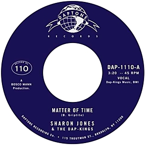 Matter Of Time/When I Saw Your Face