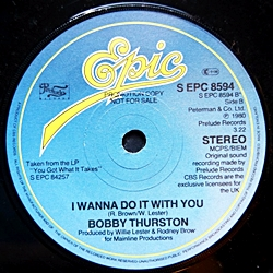 You Got What It Takes/ I Wanna Do It With You