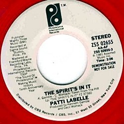 The Spirit'S In It (Red Vinyl)