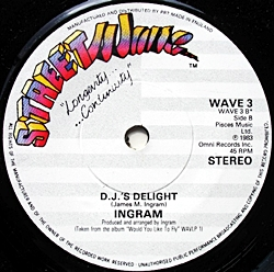 Smoothin Groovin / D.J.'S Delight