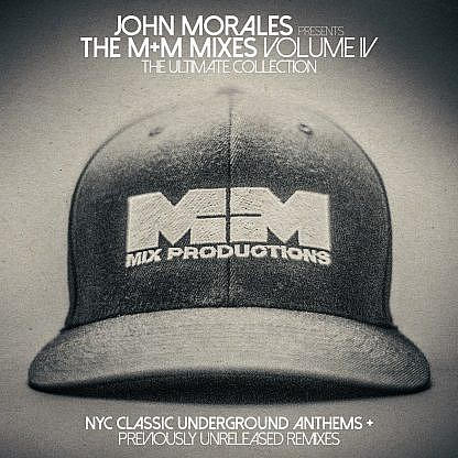 John Morales - The M&M Mixes Vol 4