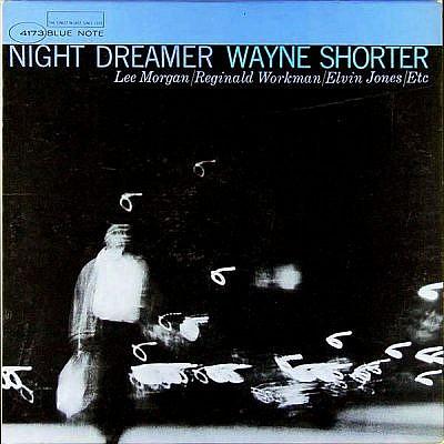 Night Dreamer (Blp 4173 Mono Orig Rvg P)
