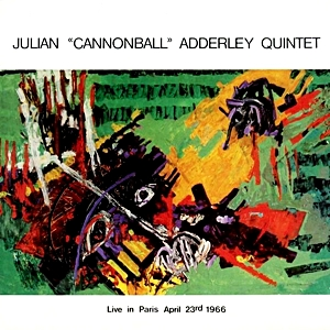 Live In Paris April 23Rd 1966