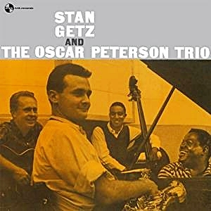 Stan Getz And The Oscar Peterson Trio (180G)
