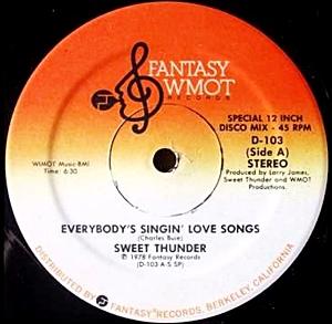 Everybody'S Singin' Love Songs