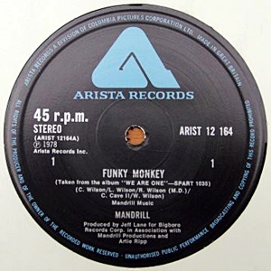 Funky Monkey / Can You Get It