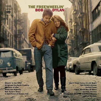 The Freewheelin' Bob Dylan (180Gm)