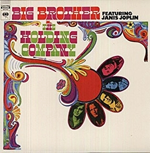 Big Brother And The Holding Company Ft Janis Joplin (180Gm)