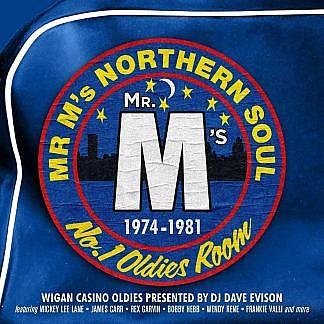 Mr M'S Northern Soul No 1 Oldies Room  1974-181